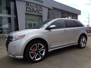 2014 Ford Edge Sport - AWD! Leather, Sunroof