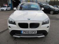 2010 10 BMW X1 2.0 SDRIVE18D SE 5D 141 BHP DIESEL