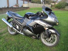 Kawasaki ZZR1400 SPORTS TOURING MOTORCYCLE