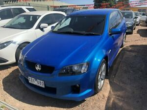 2009 Holden Commodore VE MY09.5 SS Blue 6 Speed Automatic Sportswagon Hoppers Crossing Wyndham Area Preview