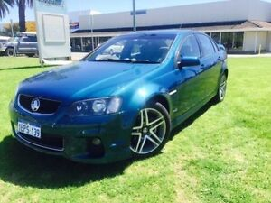 2012 Holden Commodore VE II MY12 SV6 Chlorophyll 6 Speed Automatic Sedan Maddington Gosnells Area Preview