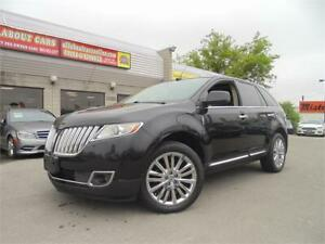 2011 LINCOLN MKX  AWD **NAVI+CAMERA+PANO**