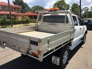 2009 Toyota Hilux KUN26R 08 Upgrade SR (4x4) 5 Speed Manual Dual Cab Chassis Lidcombe Auburn Area Preview