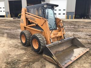 1996 Case 1845C Skid Steer Bobcat w/ 4620hrs