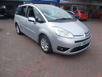 Citroen Grand C4 Picasso 1.6HDi 16v VTR+ LOW MILES 7 SEATS