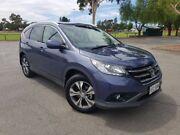 2014 Honda CR-V RM MY15 VTi Plus Twilight Blue 5 Speed Automatic Wagon Nailsworth Prospect Area Preview