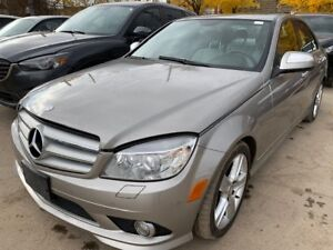 2009 Mercedes C300 4 Matic just in for sale at Pic N Save!
