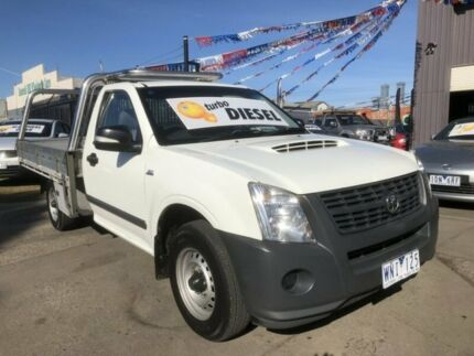 2008 Holden Rodeo RA MY08 LX 5 Speed Manual Cab Chassis Brooklyn Brimbank Area Preview