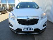 2016 Holden Trax TJ MY16 LTZ White 6 Speed Automatic Wagon Port Adelaide Port Adelaide Area Preview