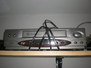 General Electric VCR Works Good