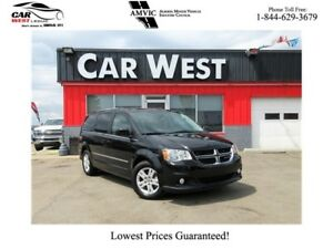 2017 Dodge Grand Caravan Crew Plus | NAV | LE