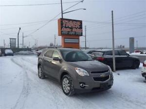 2010 Chevrolet Equinox LT**AWD**LEATHER**SUNROOF**ONLY 128 KMS
