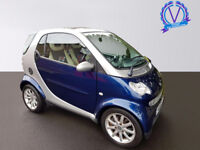 SMART FORTWO COUPE Grandstyle 2dr Auto (silver) 2006