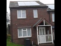 2 BED ROOM HOUSE BEDROOM EXETER IN STOKE HILL WANTING A 2 BEDROOMED HOUSE OR BUNGALOW