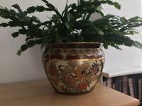Oriental style Plant Pot Holder
