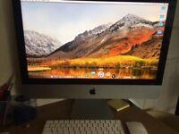 "2017 iMac 21.5"" 4K Retina Display-1TB HDD 8GB Memory"