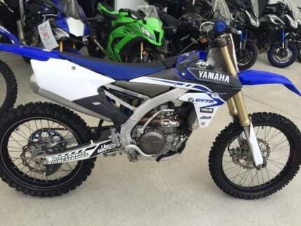 2017 Yamaha YZ450F Excellent Condition