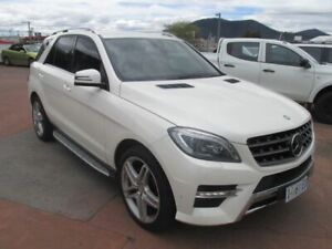 2012 MERCEDES-BENZ M-Class 350CDI BLUETEC (4x4) Glenorchy Glenorchy Area Preview