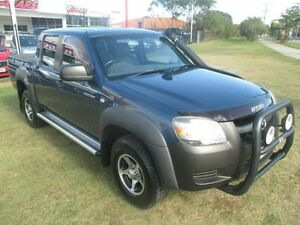 2007 Mazda BT-50 UNY0E3 DX Blue 5 Speed Manual Utility Kippa-ring Redcliffe Area Preview