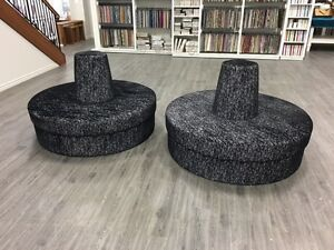 ROUND SOFAS FOR SALE