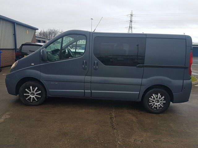 renualt traffic dci very clean van for year starts first time every time never let us down