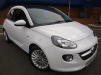 65 VAUXHALL ADAM 1.2i VVT 16v ( 70ps )GLAM/PAN ROOF PRIVACY GLASS
