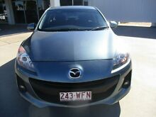2011 Mazda 3  Grey Auto Seq Sportshift Ayr Burdekin Area Preview