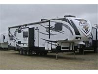 The Best 5th Wheel Toy Hauler! BLOWOUT PRICING CALL MIKE