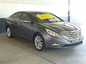 2011 Hyundai i45 YF MY11 Premium Grey 6 Speed Sports Automatic Sedan Homebush Strathfield Area Preview