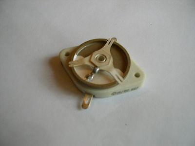 1x Russian Variable Tuning Ceramic Capacitor Kpk-3 25 - 150pf. New.