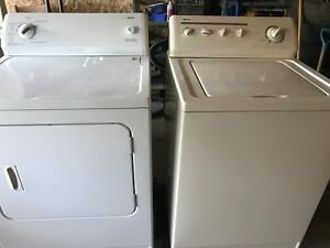 Kenmore Washer & Dryer Pair