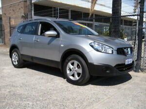 2011 Nissan Dualis J10 Series II +2 ST (4x2) Silver 6 Speed CVT Auto Sequential Wagon Wangara Wanneroo Area Preview