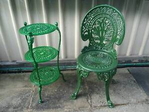 Garden chair & Plant stand Balga Stirling Area Preview