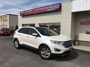 2017 Ford Edge SEL FULLY LOADED