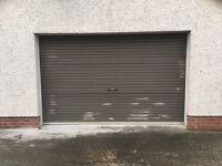 """Garage roller door, 11'6""""x7'3"""" £125ono"""