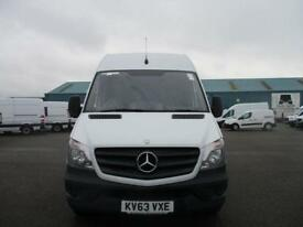 Mercedes-Benz Sprinter 313 CDI MWB 3.5T HIGH ROOF VAN DIESEL MANUAL (2014)