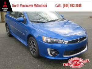 2017 Mitsubishi Lancer SE LTD *ALLOY *M.I.D. *SUNROOF *HEATED FR