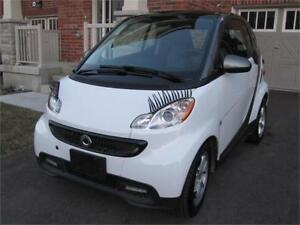 2014 smart fortwo Passion Clean Carproof Navi Panoramic roof
