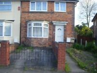 **NEW ON DSS ACCEPTED**OFF STREET PARKING**PARTLY FURNISHED**LAMINATED**MINTERN ROAD - YARDLEY**