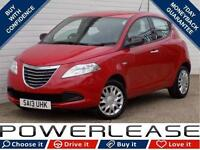 2013 13 CHRYSLER YPSILON 1.2 S 5D 69 BHP