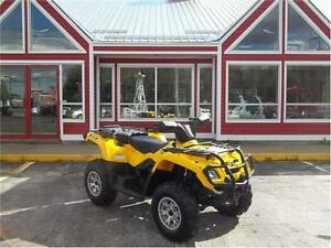 2008 CAN AM OUTLANDER 400