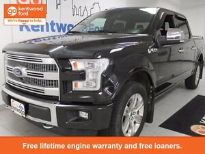 2015 Ford F-150 Limited. NAV. Back up cam. dual moonroof. no one