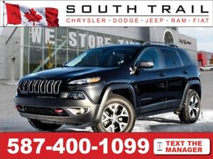 2016 Jeep Cherokee Trailhawk*ASK FOR TONY FOR DISCOUNT*