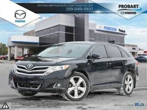 2015 Toyota Venza | XLE | GPS | Leather | Moonroof