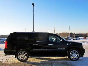 2010 Cadillac Escalade ESV 4x4 Sunroof DVD Leather 8 passenger Edmonton Edmonton Area image 5