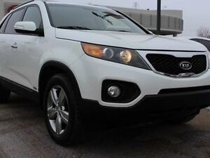 2012 Kia Sorento EX AWD LEATHER! V6
