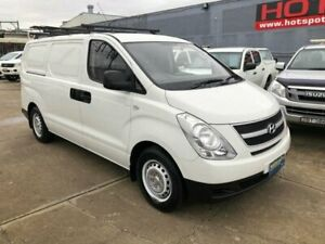 2009 Hyundai iLOAD TQ-V White 5 Speed Manual Van Granville Parramatta Area Preview