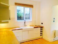 2 bedroom flat, own front door and garden, SW4