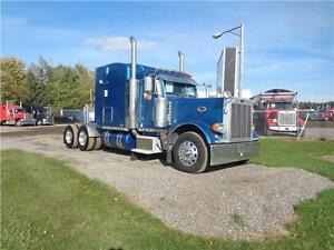 2007 PETERBILT 379L, REBUILT CAT C-15 WITH WARRANTY