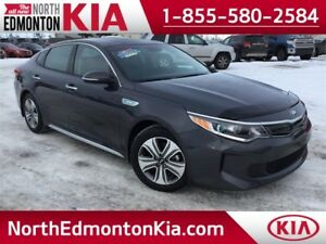 2017 Optima EX-HYBRID **BRAND NEW**
